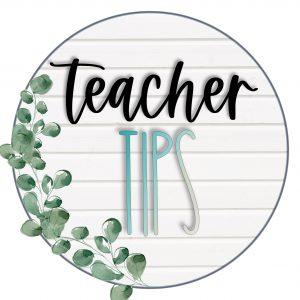 Teacher Tips Logo